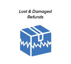 Lost damaged lp